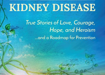 Surviving Kidney Disease Book Cover