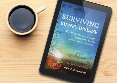 Surviving Kidney Disease Kindle