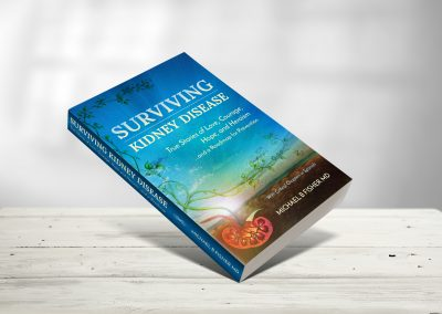 Surviving Kidney Disease Paperback promo 3