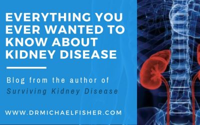 Everything you ever wanted to know about kidney disease