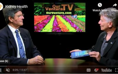 Talking Kidney Health on Our Ventura TV