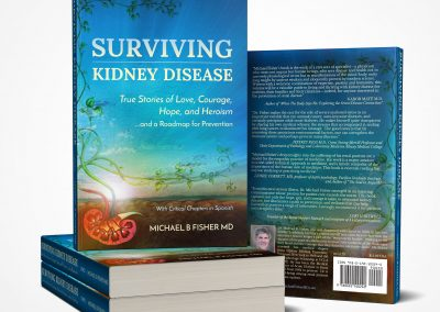 Surviving Kidney Disease Paperback Promo 2