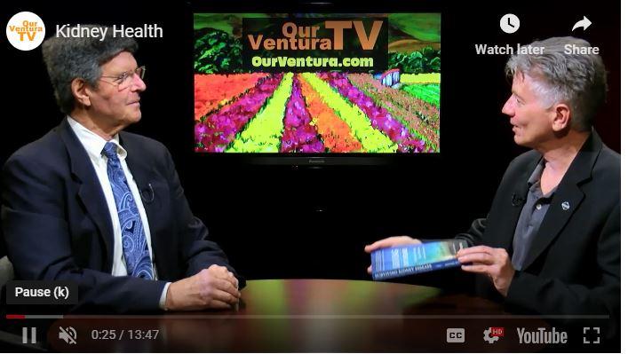 Talking Kidney Health on Our Ventura TV